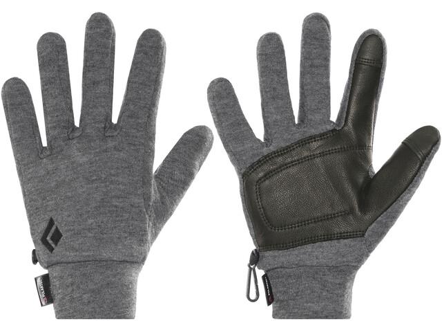Black Diamond Midweight Wooltech Gloves Slate